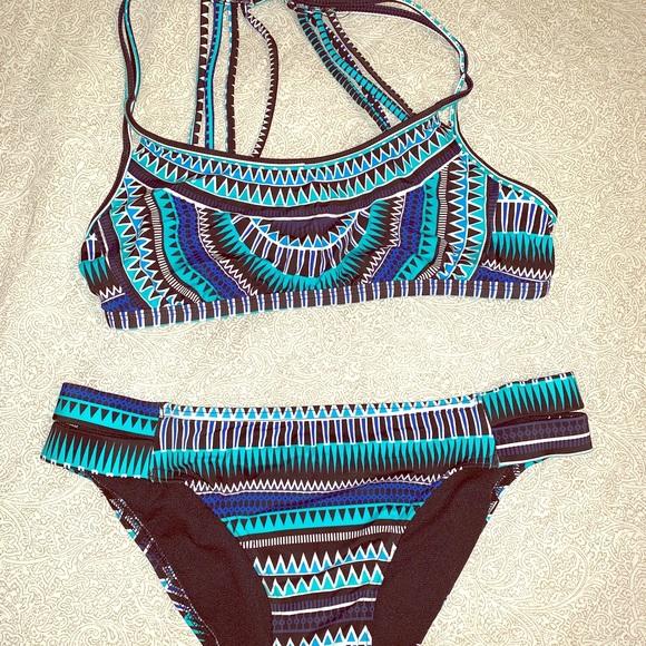 eae7eacbda jag Swim | Tribal Style Bikini | Poshmark